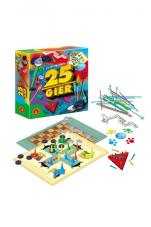 25 gier - Gry dla całej rodziny,