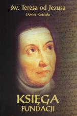 Księga fundacji kieszonkowy twarda - Księga o cnocie posłuszeństwa, św. Teresa od Jezusa