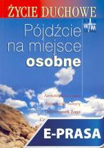 Życie Duchowe 31/2002 (Lato) - Pójdźcie na miejsce osobne, Józef Augustyn SJ (red. nacz.)