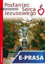 Posłaniec Serca Jezusowego - październik 2013 - , Ks. Stanisław Groń SJ (red.nacz.)