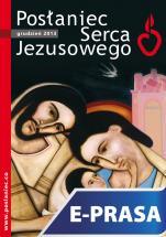 Posłaniec Serca Jezusowego - grudzień 2013 - , Ks. Stanisław Groń SJ (red.nacz.)