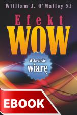 Efekt Wow - Wskrzesić wiarę, William J. O`Malley SJ