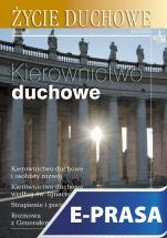 Życie Duchowe 48/2006 (Jesień) - Kierownictwo duchowe, Józef Augustyn SJ (red. nacz.)