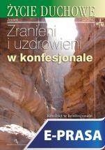 Życie Duchowe 52/2007 (Jesień) - Zranieni i uzdrowieni w konfesjonale, Józef Augustyn SJ (red. nacz.)