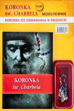 Koronka św. Charbela - Modlitewnik,