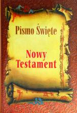 Pismo Święte Nowy Testament - ,