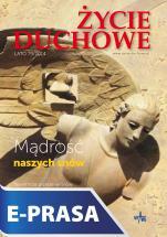 Życie Duchowe 79/2014 (Lato) - Mądrość naszych snów, Józef Augustyn SJ (red. nacz.)