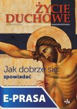 Życie Duchowe 80/2014 (Jesień) - Jak dobrze się spowiadać, Józef Augustyn SJ (red. nacz.)