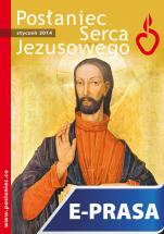 Posłaniec Serca Jezusowego - styczeń 2014 - , Ks. Stanisław Groń SJ (red.nacz.)