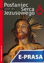 Posłaniec Serca Jezusowego - czerwiec 2014 - , Ks. Stanisław Groń (red. naczelny)