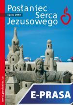 Posłaniec Serca Jezusowego - lipiec 2014 - , ks. Stanisław Groń SJ (red.nacz.)