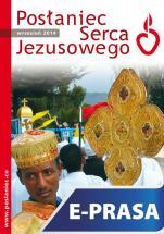 Posłaniec Serca Jezusowego - wrzesień 2014 - , Ks. Stanisław Groń SJ (red. nacz.)