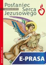 Posłaniec Serca Jezusowego - październik 2014 - , Ks. Stanisław Groń SJ (red. nacz.)