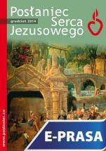 Posłaniec Serca Jezusowego - grudzień 2014 - , Ks. Stanisław Groń (red. naczelny)