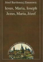 Jezus, Maria, Józef / Outlet - , Józef Bartłomiej Zimorowic