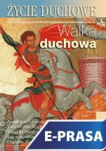 Życie Duchowe 50/2007 (Wiosna) - Walka duchowa, Józef Augustyn SJ (red.)