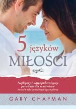 5 języków miłości - Tajemnica miłości, która będzie trwała całe życie, Gary Chapman