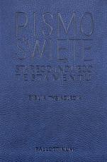 Pismo Święte Biblia pielgrzyma z paginatorami - BibliaTysiąclecia,