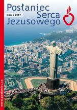 Posłaniec Serca Jezusowego - lipiec 2017 - , ks. Stanisław Groń SJ (red. nacz.)