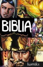 Biblia - Komiks - Boża historia odkupienia, Sergio Cariello