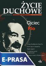 Życie Duchowe 81/2015 (Zima) - Ojciec Pio, Jacek Siepsiak SJ (red. naczelny)
