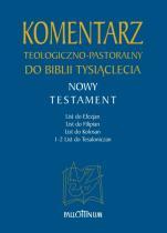 Komentarz teologiczno-pastoralny do Biblii Tysiąclecia - , Praca zbiorowa