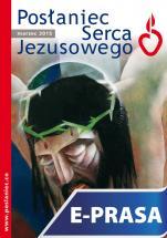 Posłaniec Serca Jezusowego - marzec 2015 - , Ks. Stanisław Groń SJ (red. nacz.)