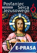 Posłaniec Serca Jezusowego - czerwiec 2015 - , Ks. Stanisław Groń SJ (red. nacz.)