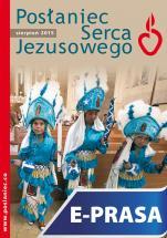 Posłaniec Serca Jezusowego - sierpień 2015 - , Ks. Stanisław Groń SJ (red. nacz.)