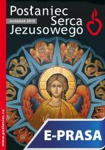 Posłaniec Serca Jezusowego - wrzesień 2015 - , Ks. Stanisław Groń SJ (red. nacz.)