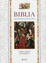 Biblia opowiedziana dzieciom w etui - Stary i Nowy Testament, Falzone G. Fontanelli, Marco Giudici