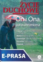 Życie Duchowe 84/2015 (Jesień) - On i Ona, para chroniona, Jacek Siepsiak SJ (red.nacz.)