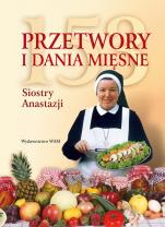 153 przetwory i dania mięsne Siostry Anastazji - , S. Anastazja Pustelnik FDC