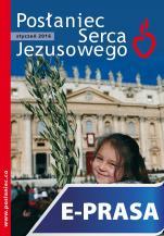 Posłaniec Serca Jezusowego - styczeń 2016 - , Ks. Stanisław Groń SJ (red. nacz.)