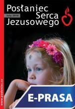 Posłaniec Serca Jezusowego - luty 2016 - , Ks. Stanisław Groń SJ (red. nacz.)
