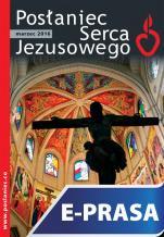 Posłaniec Serca Jezusowego - marzec 2016 - , Ks. Stanisław Groń SJ (red. nacz.)