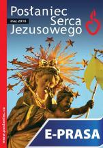Posłaniec Serca Jezusowego - maj 2016 - , Ks. Stanisław Groń SJ (red. nacz.)