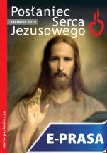 Posłaniec Serca Jezusowego - czerwiec 2016 - , Ks. Stanisław Groń SJ (red.nacz.)