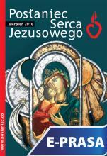 Posłaniec Serca Jezusowego - sierpień 2016 - , Ks. Stanisław Groń SJ (red.nacz.)
