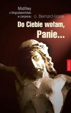 Do Ciebie wołam, Panie / Outlet - Modlitwy o błogosławieństwo w cierpieniu, o. Bernard-Marie