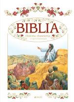 Biblia. Historia zbawienia w opowiadaniach / Wyprzedaż - ,