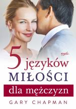 5 języków miłości dla mężczyzn - , Gary Chapman