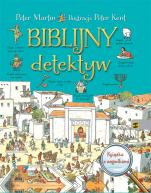 Biblijny detektyw - Książka z zagadkami, Peter Martin, Peter Kent