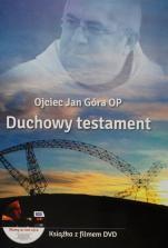 Duchowy testament - Książka z filmem DVD, o. Jan Góra OP