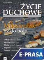 Życie Duchowe 88/2016 (Jesień) - Miłosierdzie aż do bólu, Jacek Siepsiak SJ (red. nacz.)