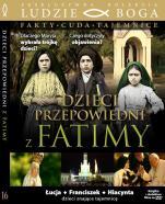 Dzieci przepowiedni z Fatimy - , ks. Krzysztof Czapla SAC (oprac. tekstu)