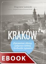 Kraków - Zapomniane obrazy, wpływowe kobiety i królewskie tajemnice, Zbigniew Leśnicki