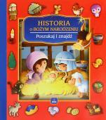 Historia o Bożym Narodzeniu - Poszukaj i znajdź, Vanessa Carroll,  Sandrine L'amour