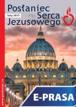 Posłaniec Serca Jezusowego - luty 2017 - , ks. Stanisław Groń SJ (red. nacz.)
