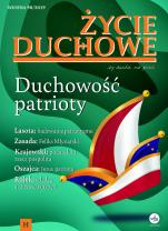 Życie Duchowe nr 98/2019 (Wiosna) - Duchowość patrioty, Jacek Siepsiak SJ (red. nacz.)
